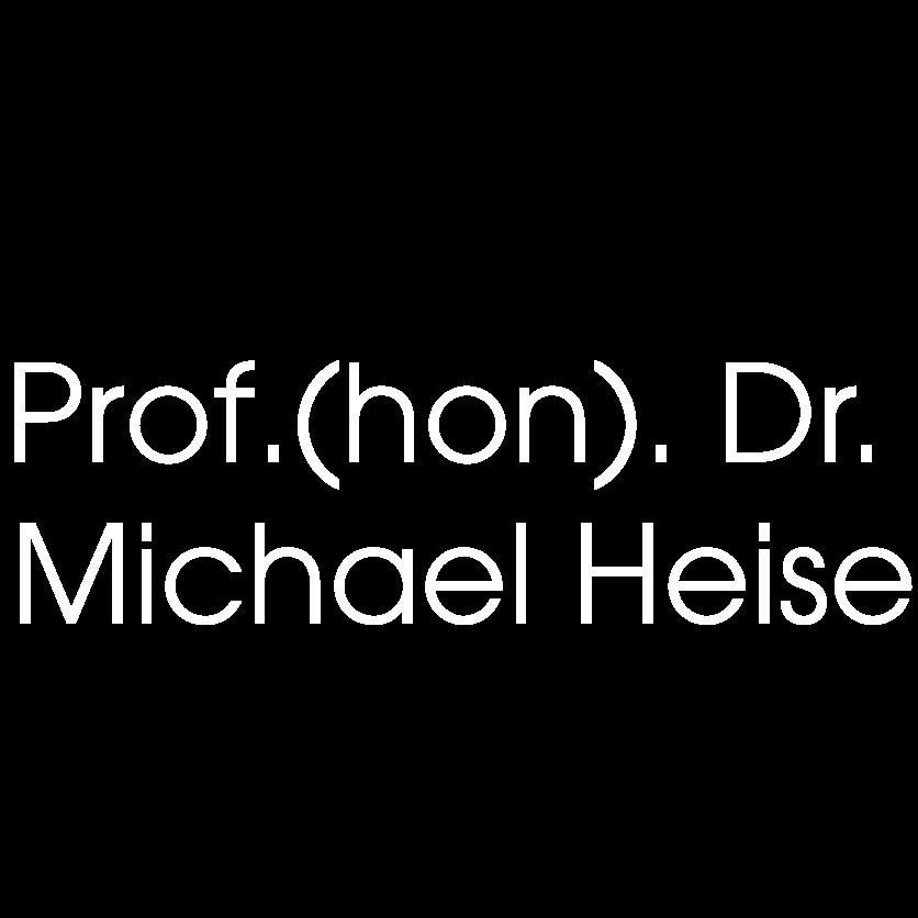 Professor Dr. Michael Heise Logo
